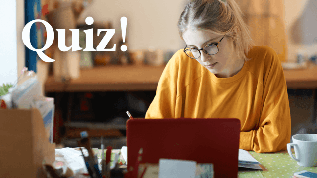 Quiz: Can You Spot The Spanish Grammar Mistake?