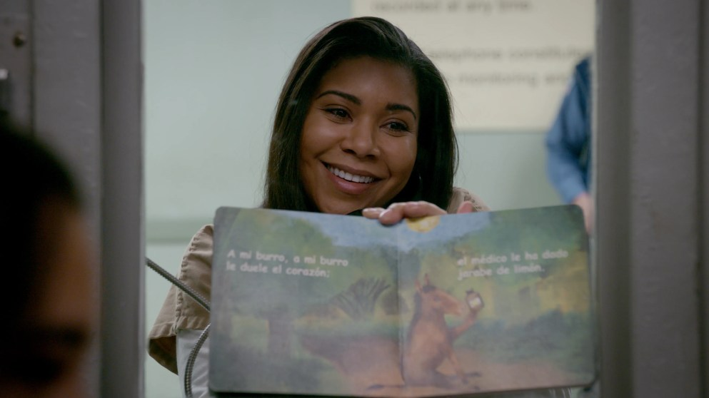 'Orange Is The New Black' Star Jessica Pimentel On Learning Swedish For Love