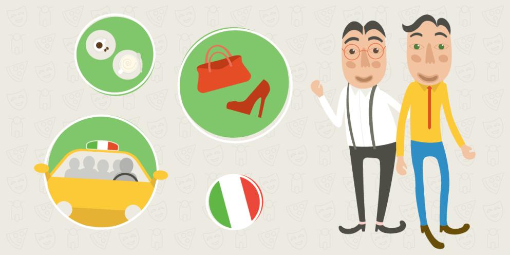 Falsi italianismi in inglese