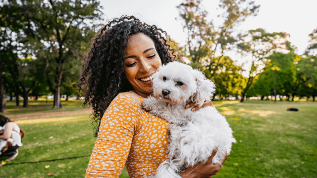 Why Do People Use Weird Voices When Talking To Their Pets?