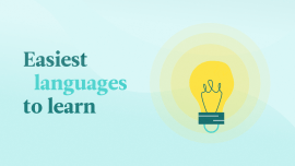 The Easiest Languages For English Speakers To Learn