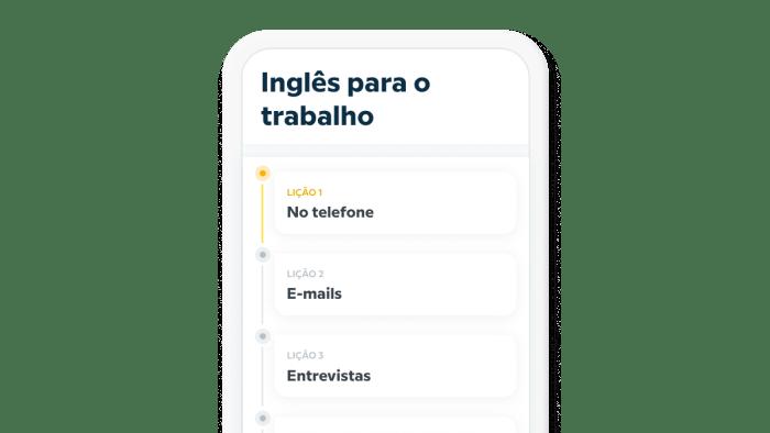 Ingles para o trabalho