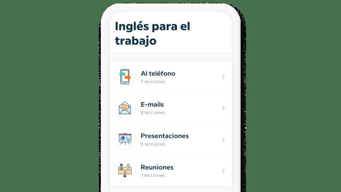 cursos de idiomas para el trabajo