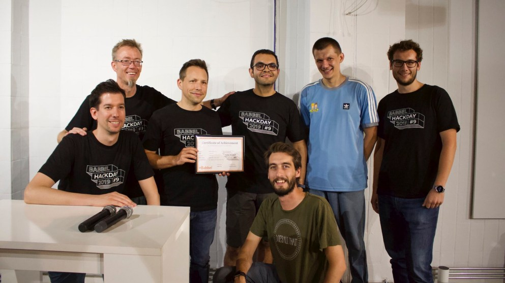 A Look Back at Hack Day #9
