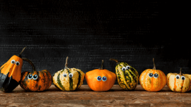 Linguistic Halloween: The Origins Of The Season's Spookiest Words