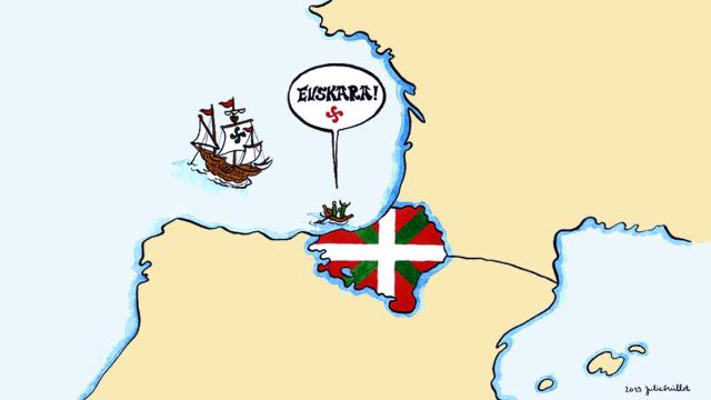 6 parole spagnole che vengono dalla misteriosa lingua basca