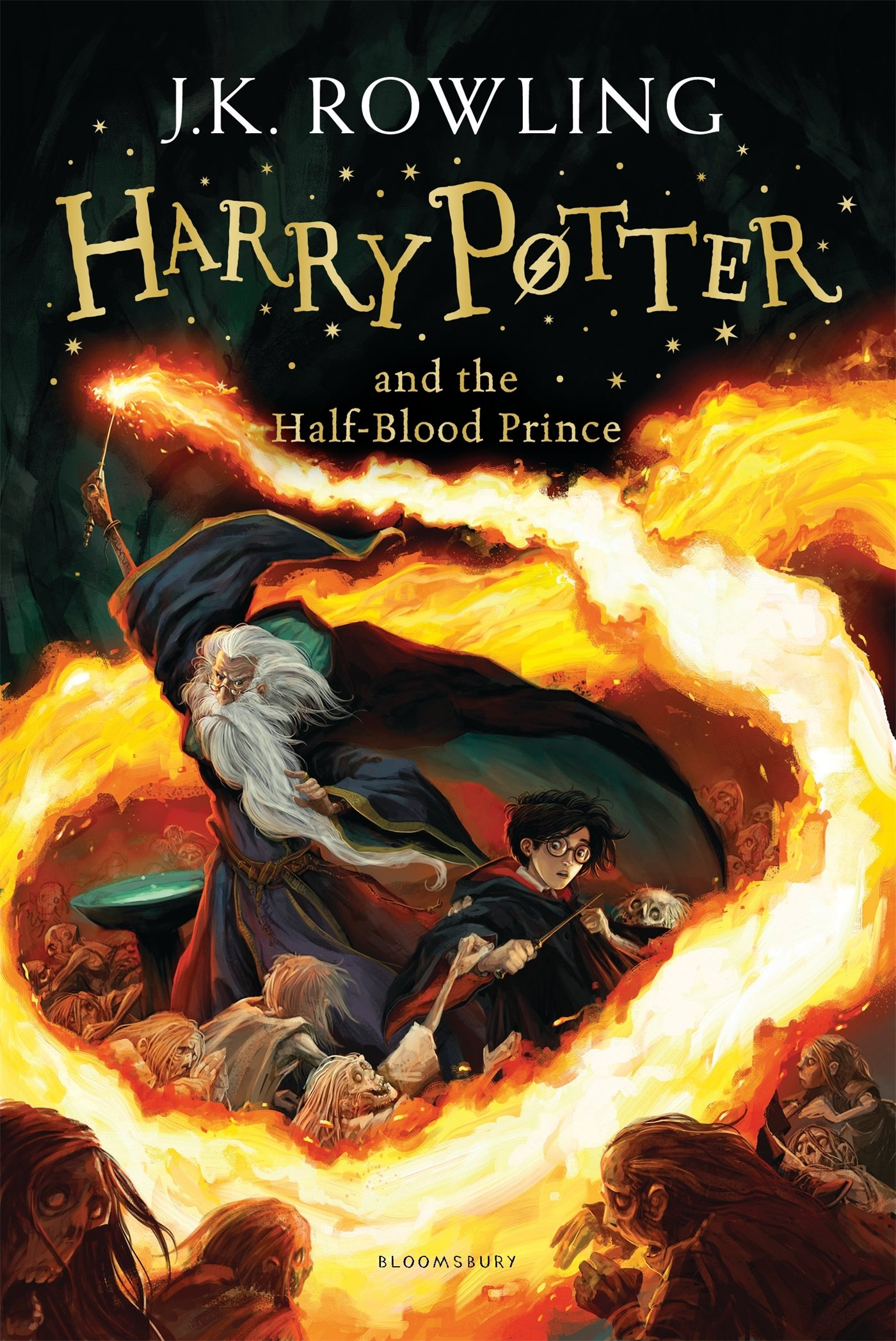 Harry Potter and the Half-Blood Prince - one of the top 10 translated books in the world
