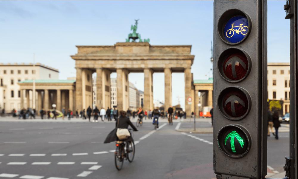 German Brandenburger Tor