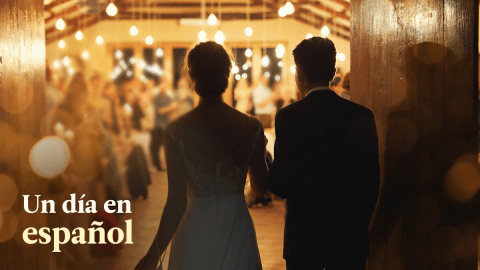 Un Día En Español 6: Fake Wedding In Montevideo