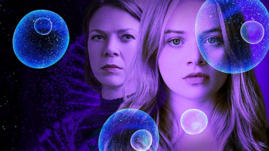 Biohackers German TV show poster