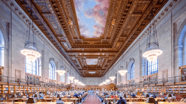 These Are The Most Borrowed Foreign-Language Books At The New York Public Library