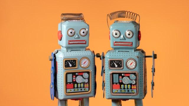 Langues, robots et intelligences artificielles