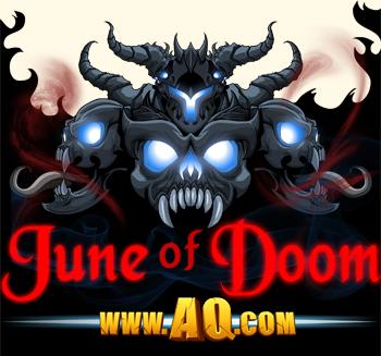 Dage o Mal junho of Doom em jogos de aventura online