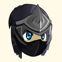 Hizu Shinobi helm mask