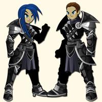 Shinobi ninja armor