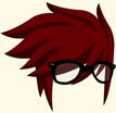 Fake Glasses Male