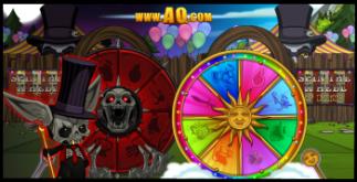 Mudanças na Wheel of Doom - AQWCangaceiros