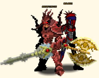 Digital Armor DOOMknight e Helm, Blade of Awe 16 bits, ea Luz do Destino Digital!