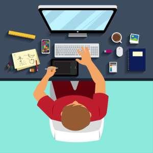social media blogging
