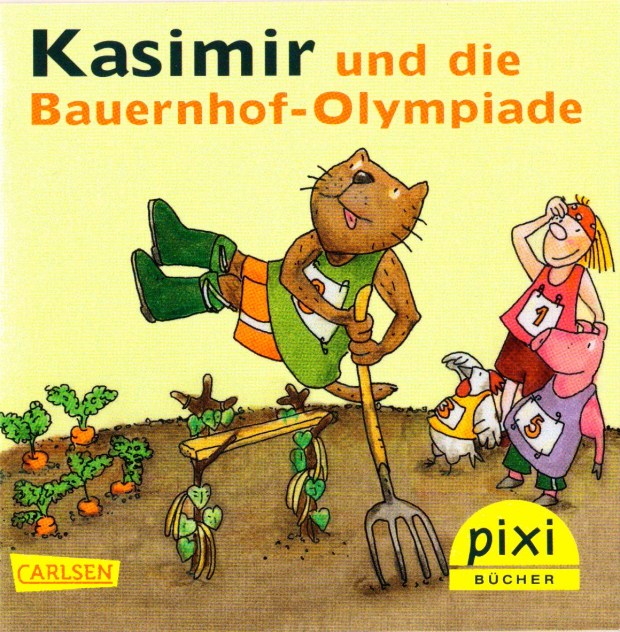 Pixi Bauernhhofcover