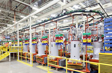 GE Hybrid Electric Water Heaters Appliance Park, Kentucky