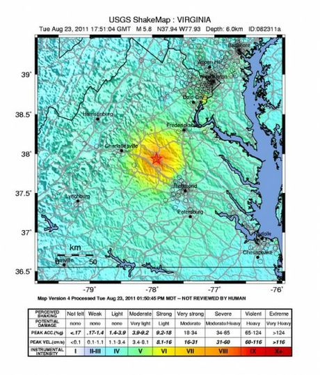 Nuclear Power Plants Built with Earthquakes in Mind | Duke ...