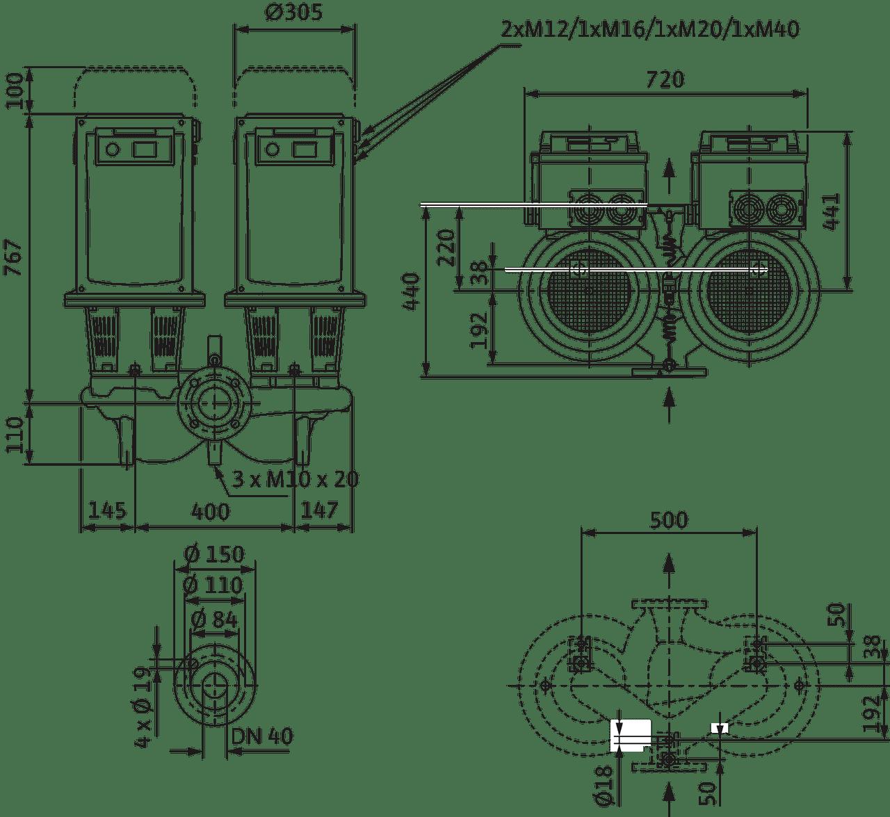 Cronotwin Dl E 40 220 11 2 R1