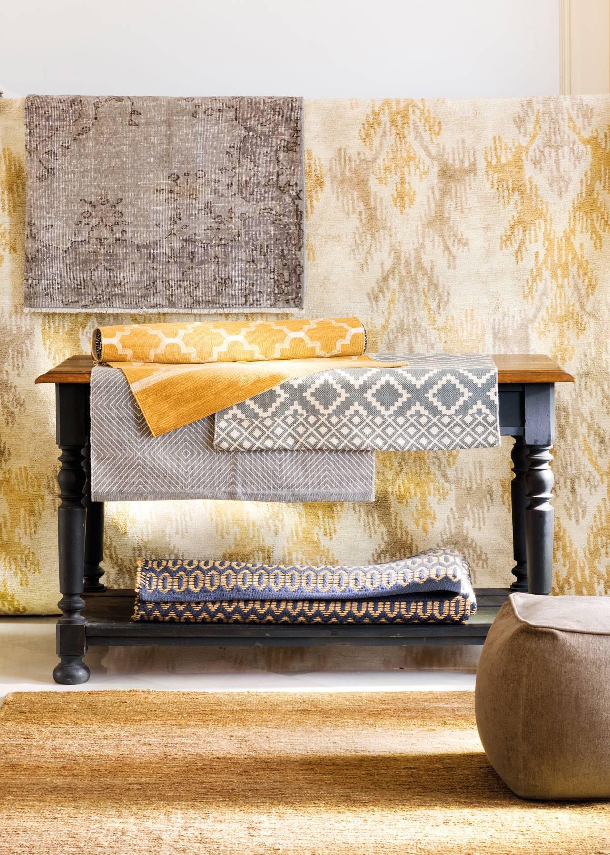 El mostaza es uno de los colores tendencia para esta temporada. (Foto: El Mueble)