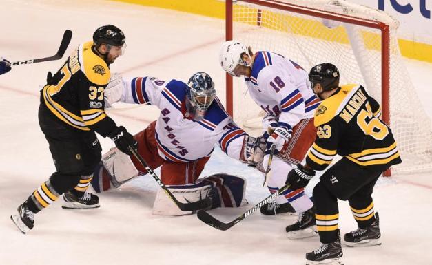 Pregame: Notes: Rangers at Bruins 01.19.19