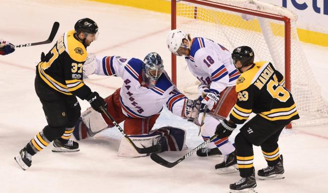 Pregame: Notes: Rangers at Bruins 01.19.19