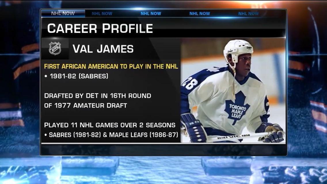 NHL Now: Val James | NHL.com