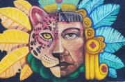 Street Art: Murals of Isla Mujeres