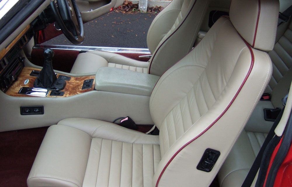 How Much Does It Cost To Reupholster Car Interior