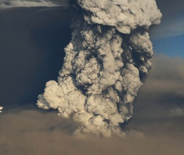 Icelands Last Giant Volcanic Eruption Cost The Global Economy 5bn Is That About To Happen Again
