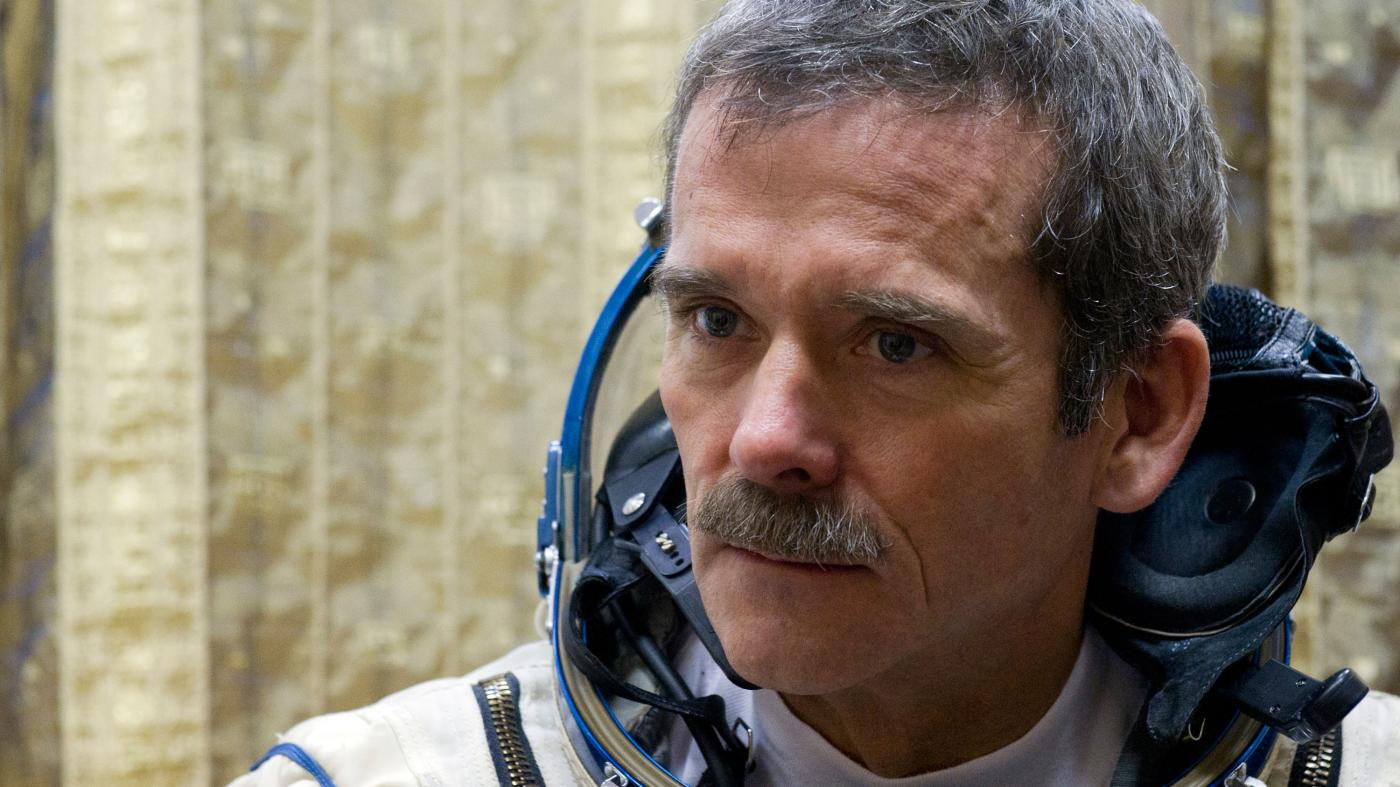 Astronaut Chris Hadfield's guide to overcoming fear and ...