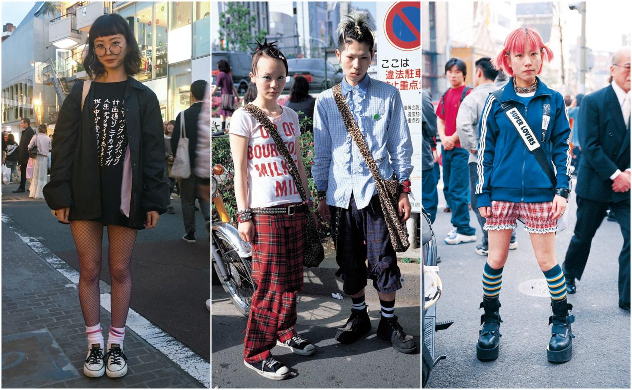 Japans Wild Creative Harajuku Street Style Is Dead Long