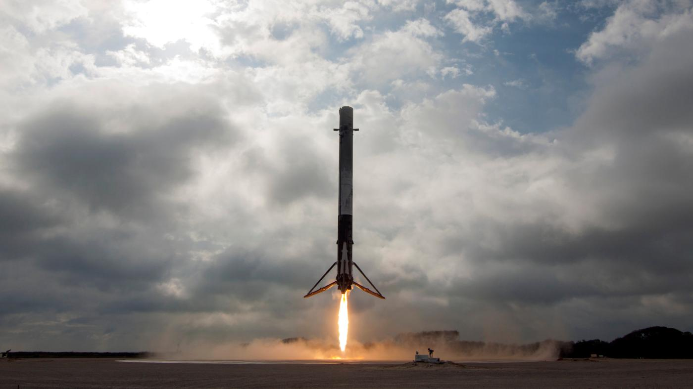 The complete visual history of Elon Musk and SpaceX's ...