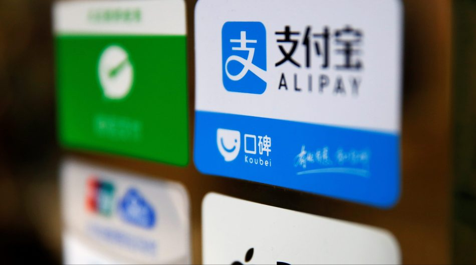 China's Alipay will soon be about as widely accepted as Apple Pay ...