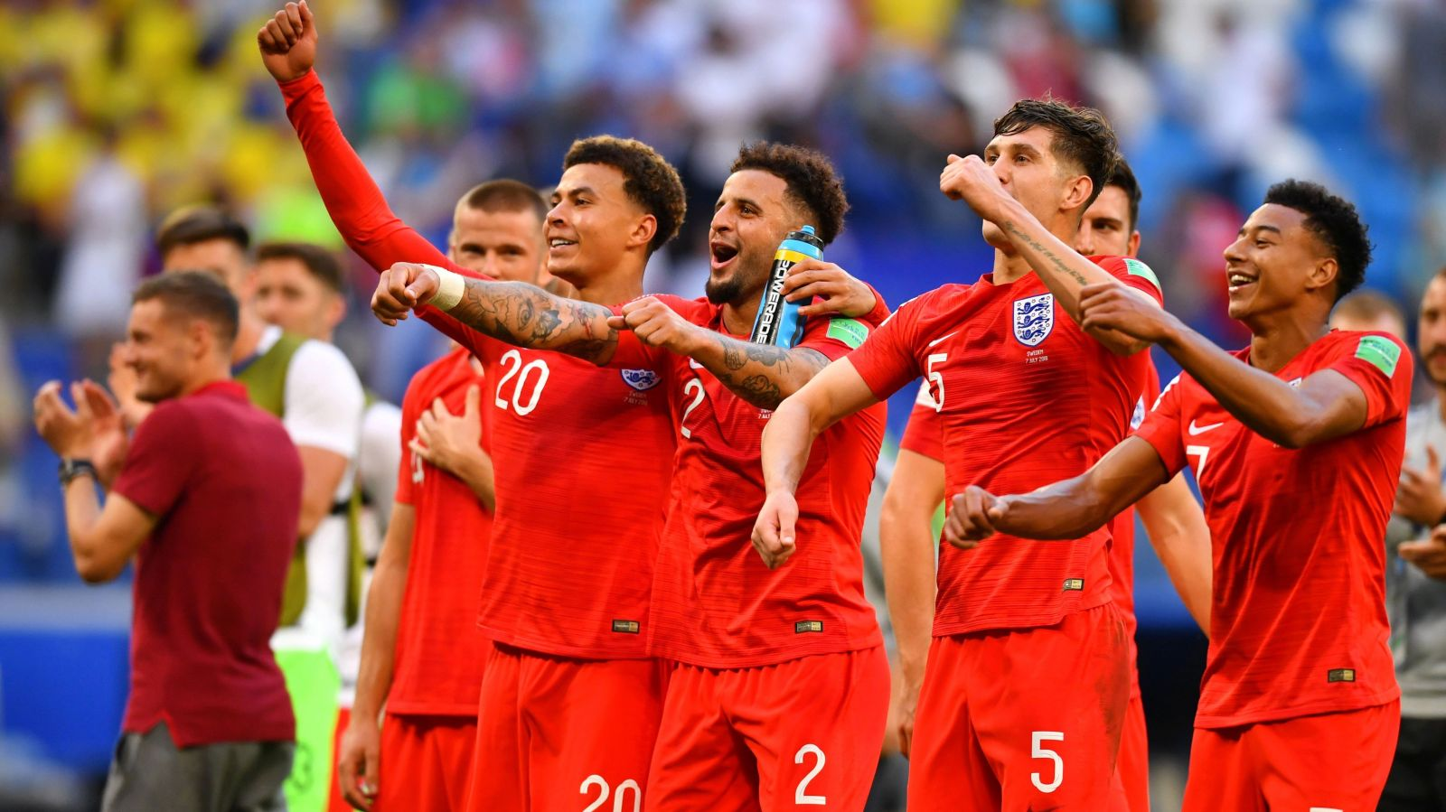 World Cup 2018: England's soccer team reflects the nation ...