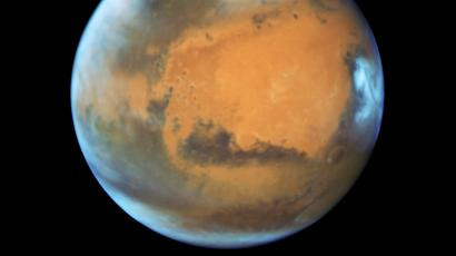 Water on Mars: Space powers struggle to explore the solar ...