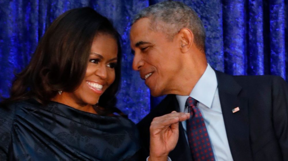 """In """"Becoming,"""" Michelle Obama recalls falling in love at work — Quartz at  Work"""