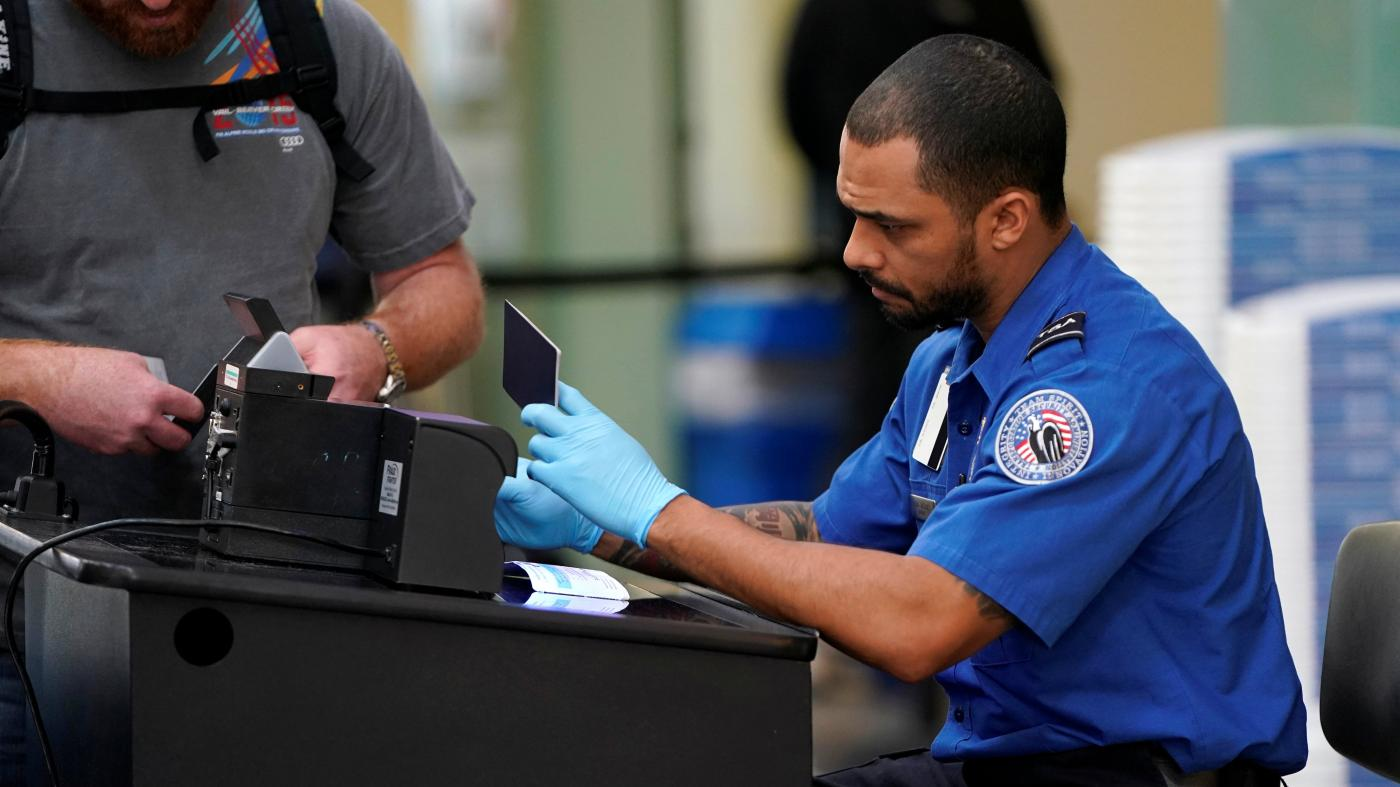 Is the TSA affected by the government shutdown? — Quartz