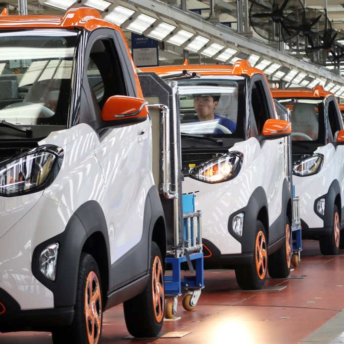 five things to know about china's electric-car boom — quartz