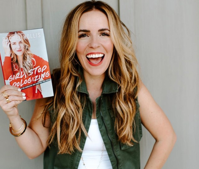 Self Help Guru Rachel Hollis Is Accidentally Exposing The Limits Of Introspection