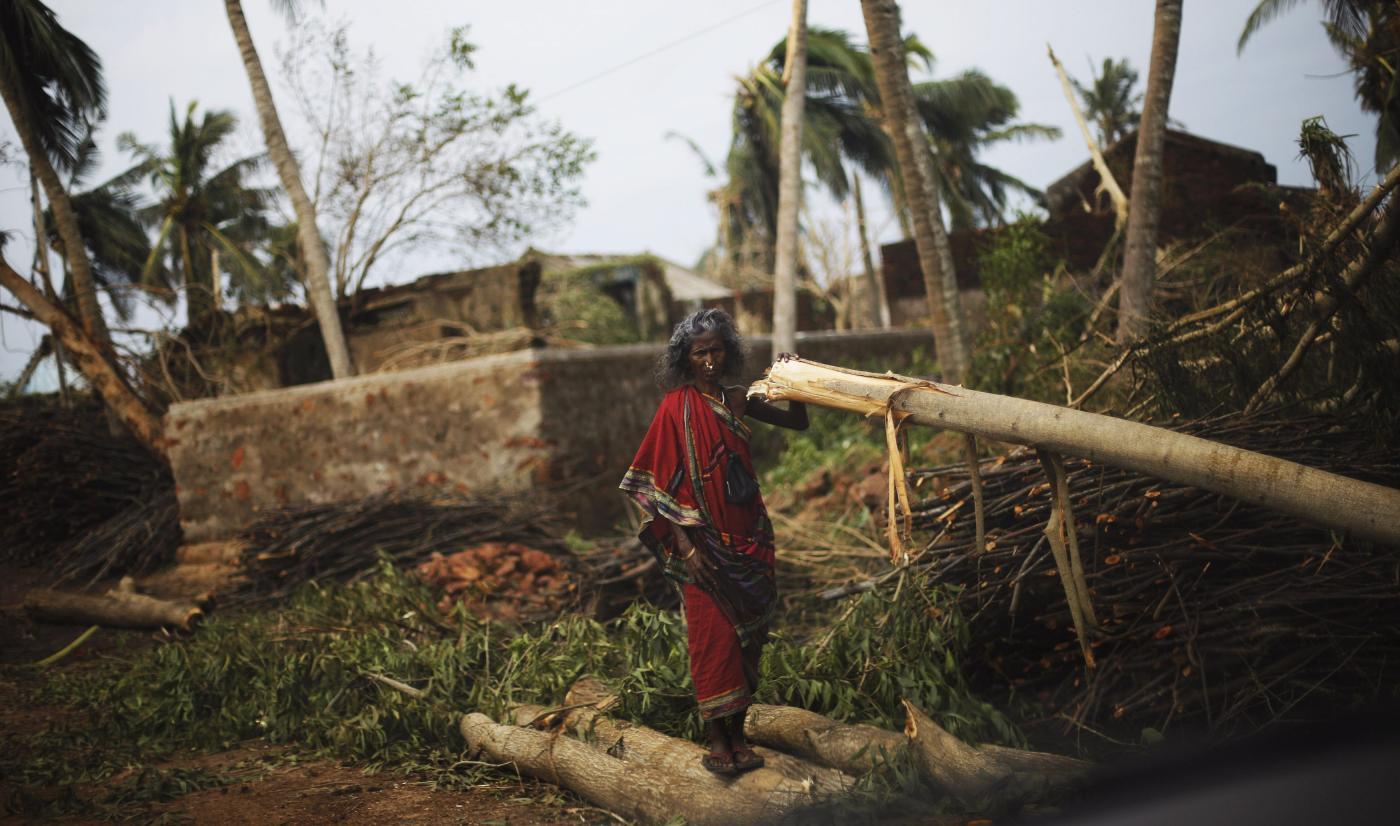 Photos Of Odisha S Destruction By Cyclone Fani Quartz India