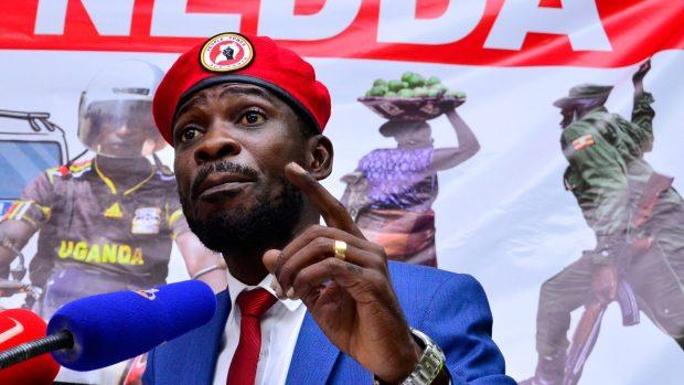 Who is Bobi wine in Uganda