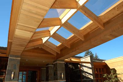 Cedar Outdoor Pavilion