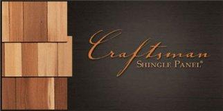 Craftsman Shingle Panel Logo