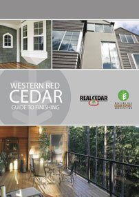 How to Finish Western Red Cedar