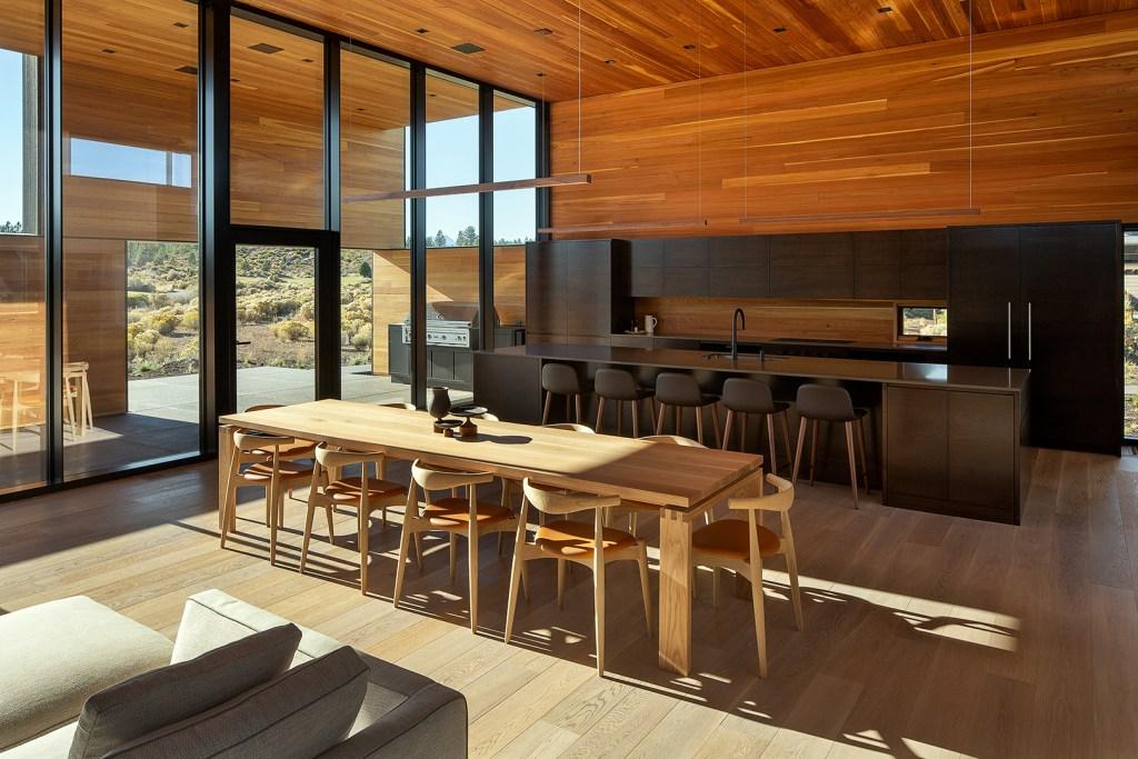 western red cedar siding interior and exterior